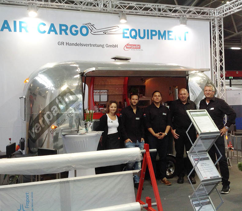 Team Aircargo Equipment